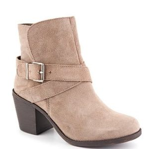 BCBG Aries ankle boots